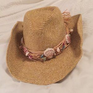 Other - Beach straw Hat